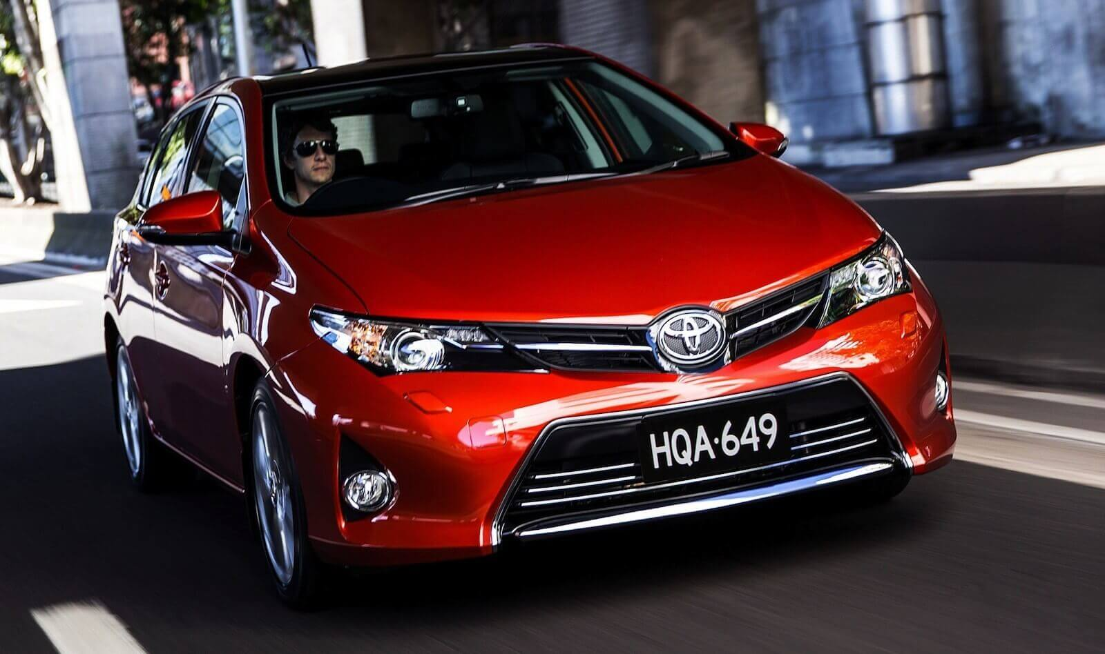 Japanese Recovery Positive for Toyota