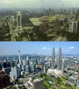 KL Then and Now