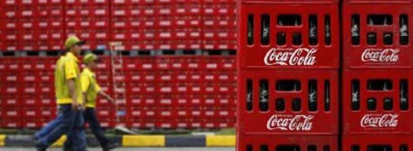 Coke in Indonesia