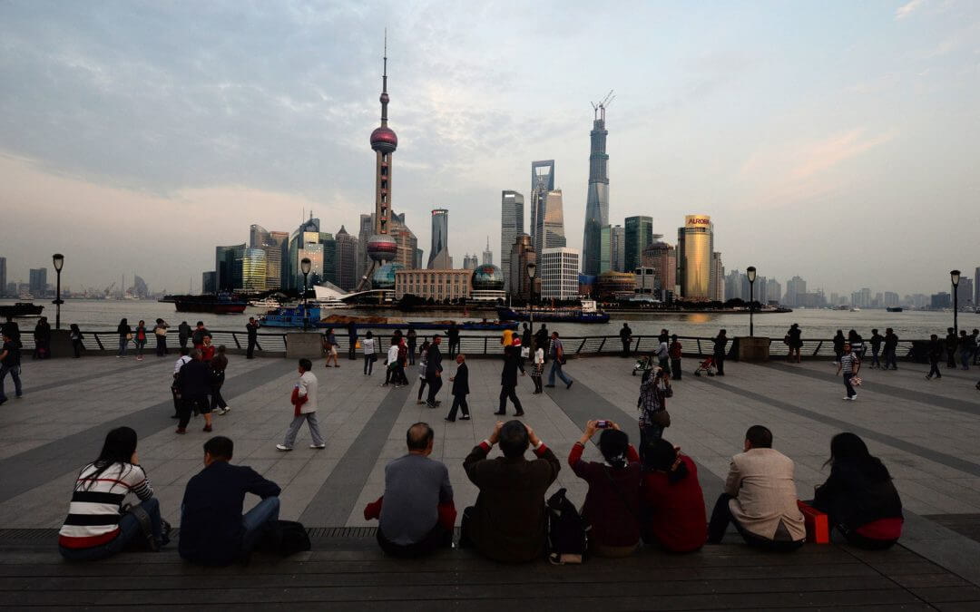 Why Chinese Growth Will Lag Other Asian Economies