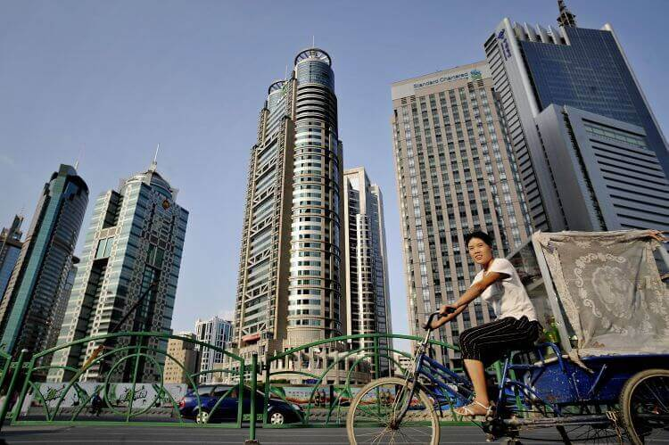 China Cuts Rates in Surprise Move
