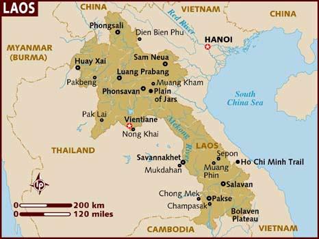 Invest in Laos