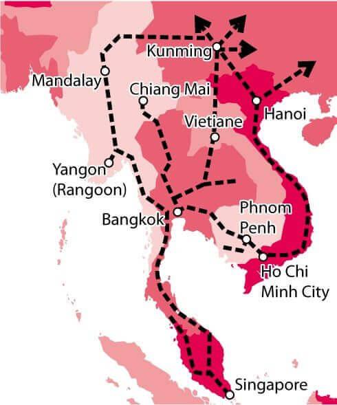 ASEAN High Speed Rail