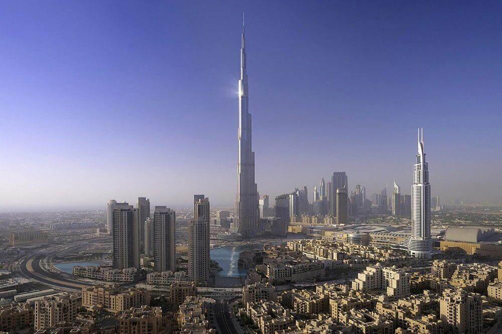 Burj Dubai Downtown