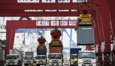 Chinese Trade Surplus Hits Record