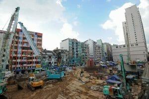 Myanmar-Construction