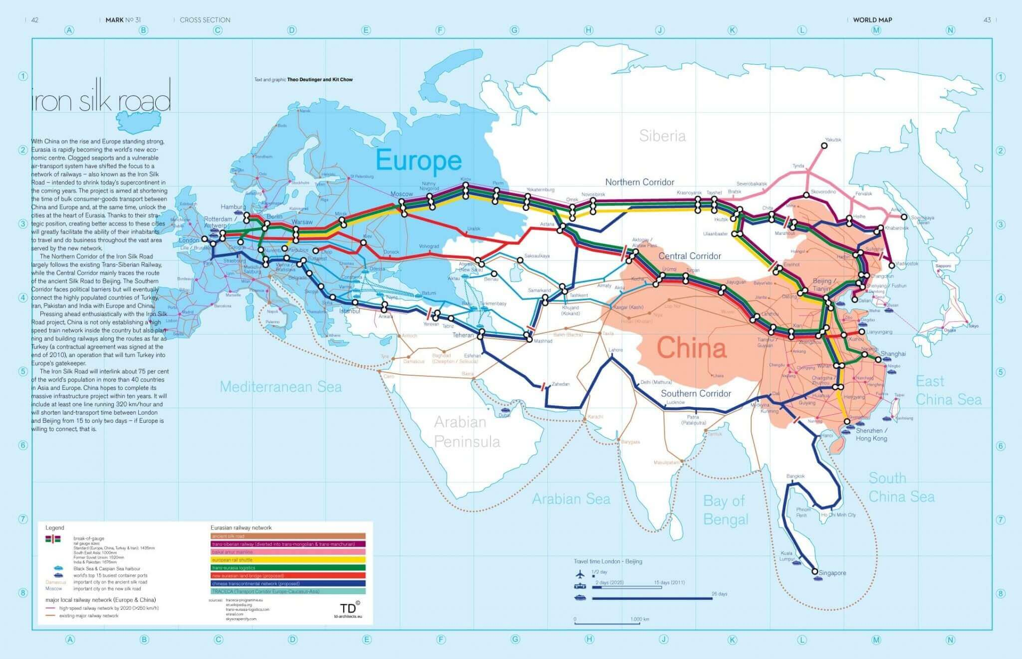 China's New Silk Road Will Boost Frontier Markets