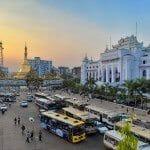 Myanmar to Get Korean-Built Cable Car