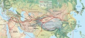 China's New Silk Road Will Boost These Countries