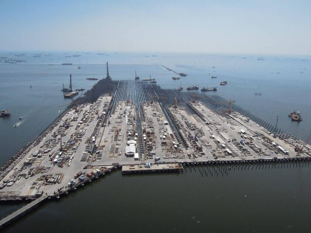 Indonesia Port