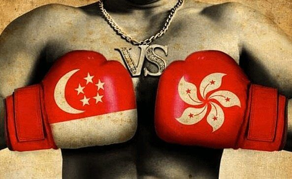 Singapore vs. Hong Kong: Battle of Asia's Financial Hubs