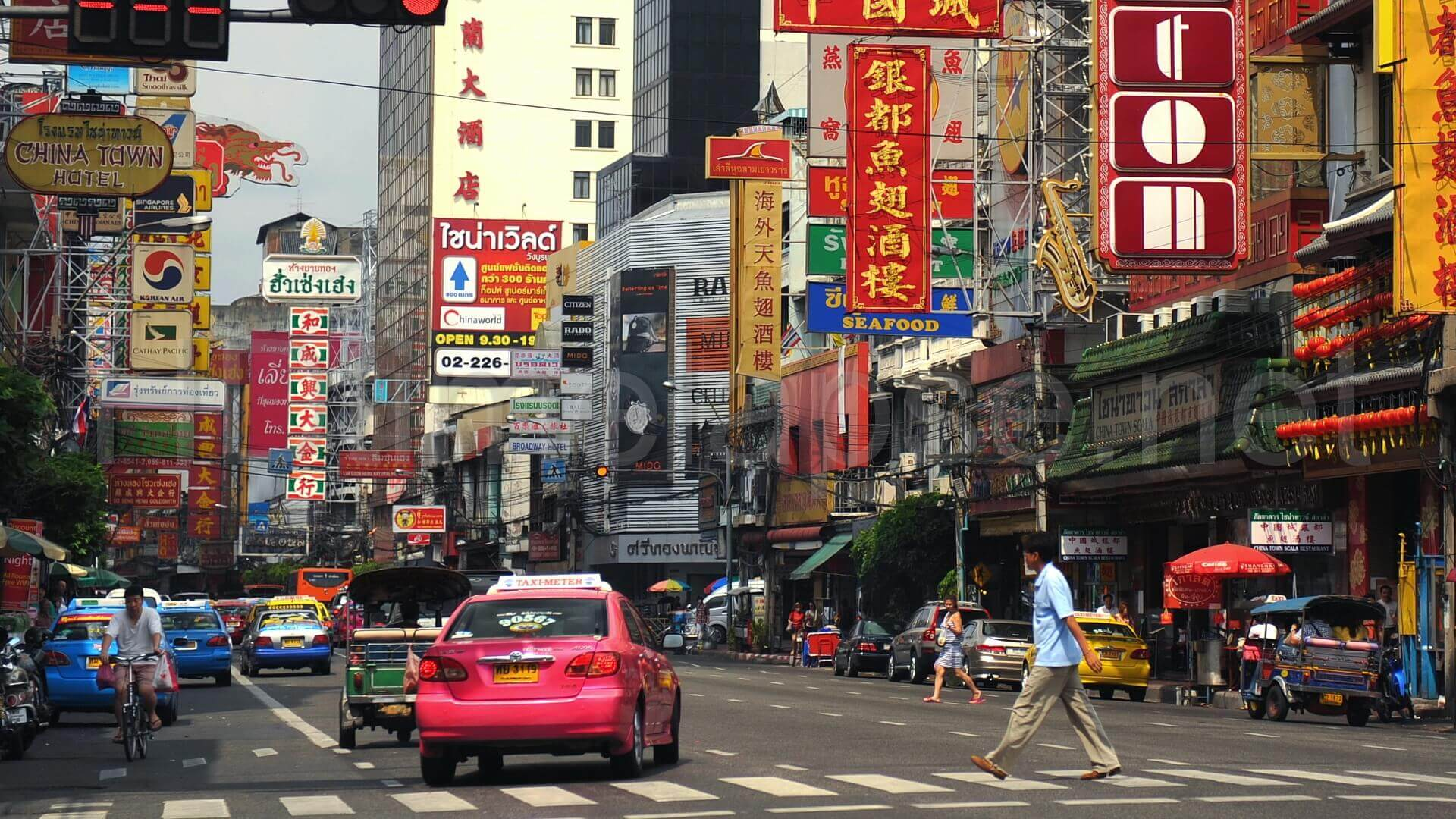 Thailand Drops in Competitiveness Rankings