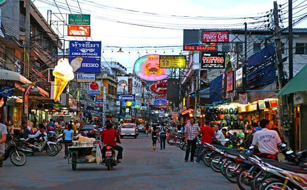 High Levels of Debt in Thailand Burden Economy