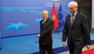 Vietnam to Benefit from FTA with Europe