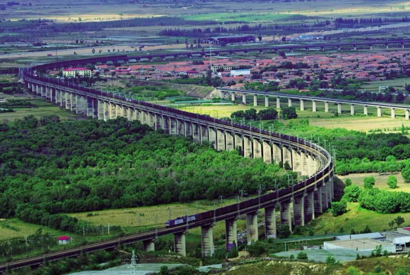Daqin Railway Stock: Driving China's Power