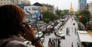 Myanmar-Phone-Service