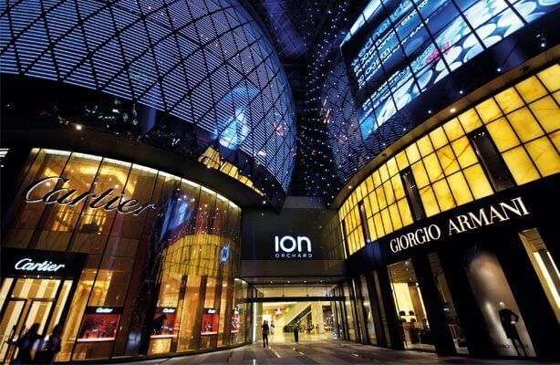 Does E-Commerce in Singapore Threaten its Malls?