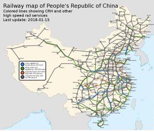 China-High-Speed-Rail-Map