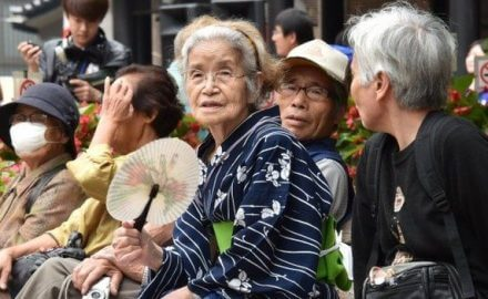 Asia's Aging Population to Pressure Global Economy