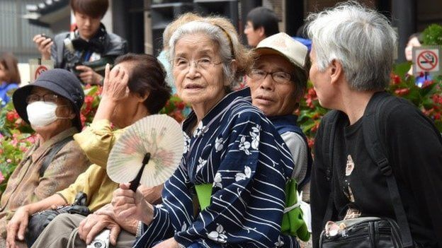 Asia's Aging Population Will Pressure Global Economy