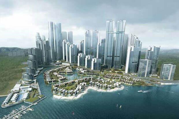 Johor Bahru Concept Plan