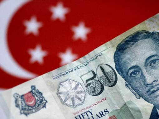 Why the Singapore Dollar is Undervalued
