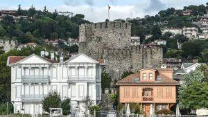 Istanbul-Mansion