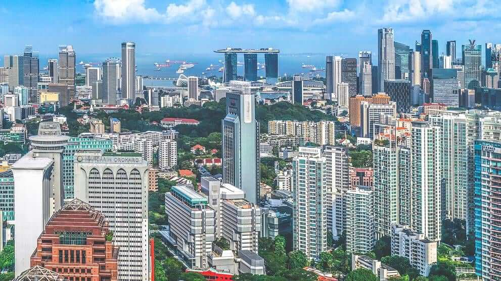 Buying property in Singapore is very easy