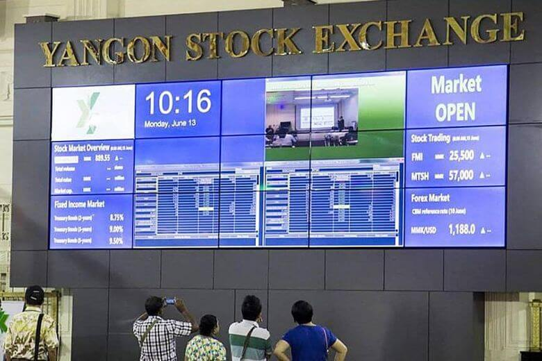 Myanmar Stock Exchange Is It Failing