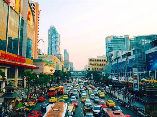Massive Debt in Thailand Burdens its Economy