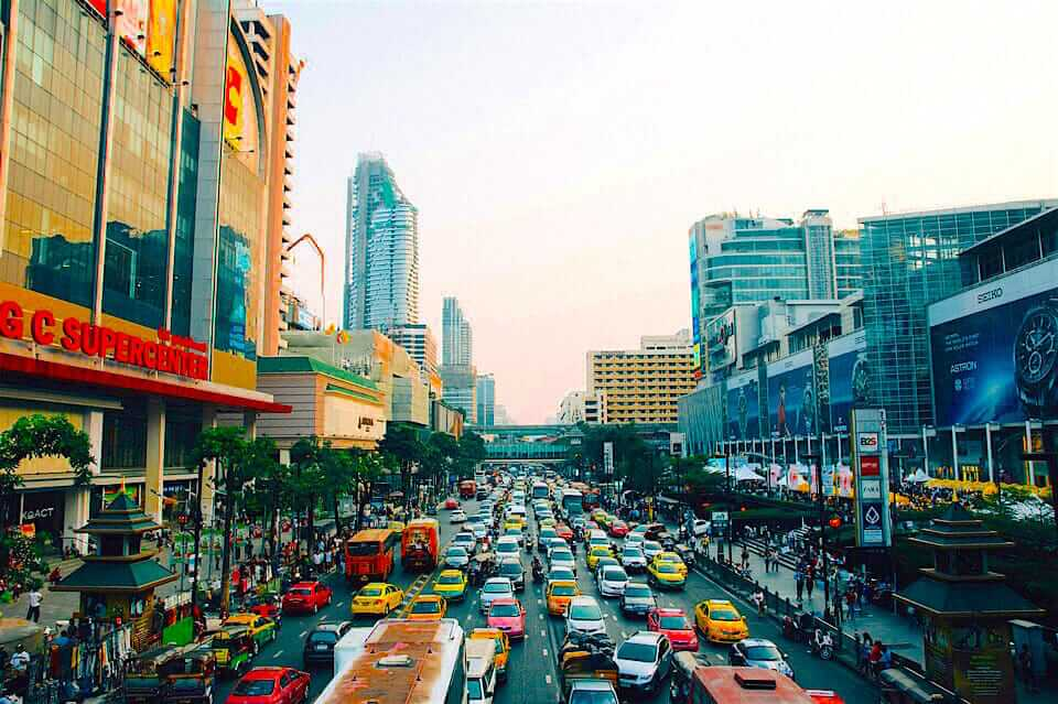 Massive Debt in Thailand Burdens its Economy