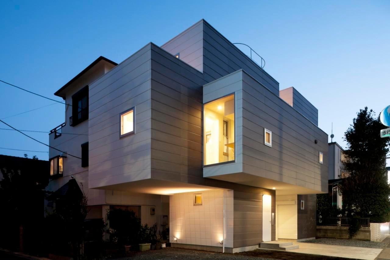 Edogawa-House