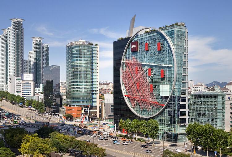 HDC Seoul HQ