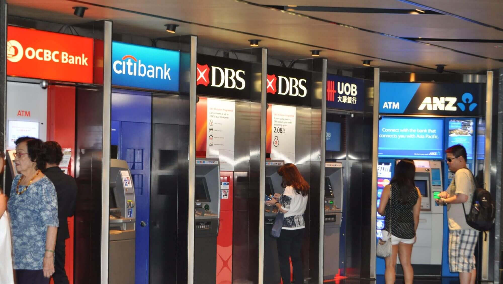 Singapore Dollar Banks