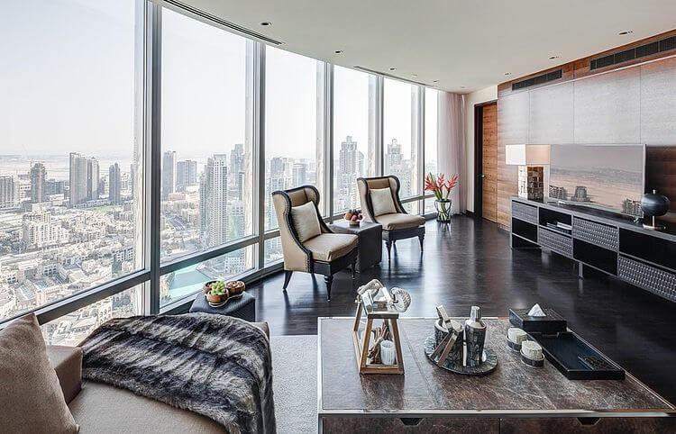 Armani Residence Dubai